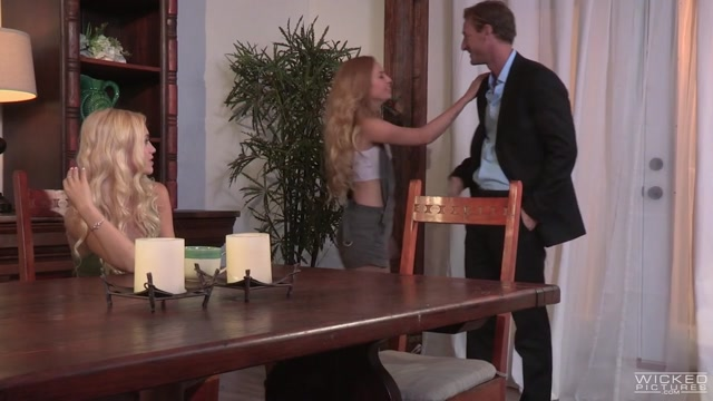 Alex Grey in Should I Say Yes? Scene 5 - WickedPictures dilbert comic strip and college
