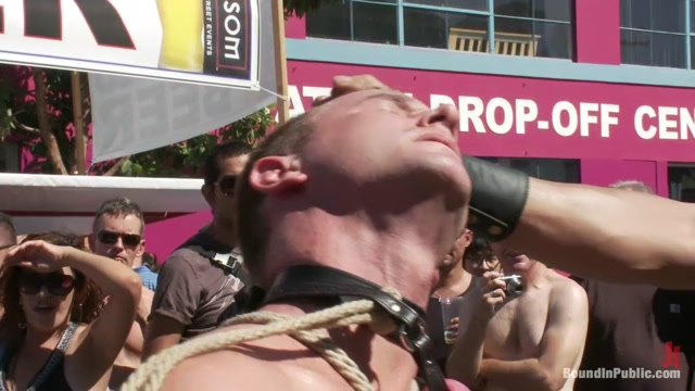 Folsom Street Trash women men restraints transgender
