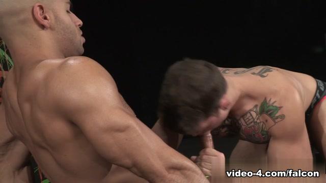 Krossfire XXX Video: Sebastian Kross, Sean Zevran Exercising sexyy with nude
