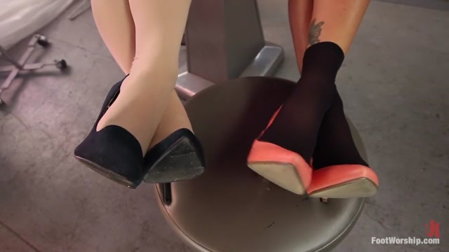Lesbian Foot Lab: Maitresse Madeline Submits To Feet! On the basis of sex release date australia