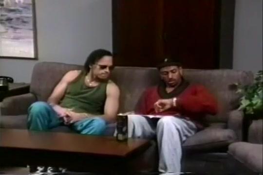 Hot Babe Nefertiti Showing How To Pleasure A Man Black whore using a dildo