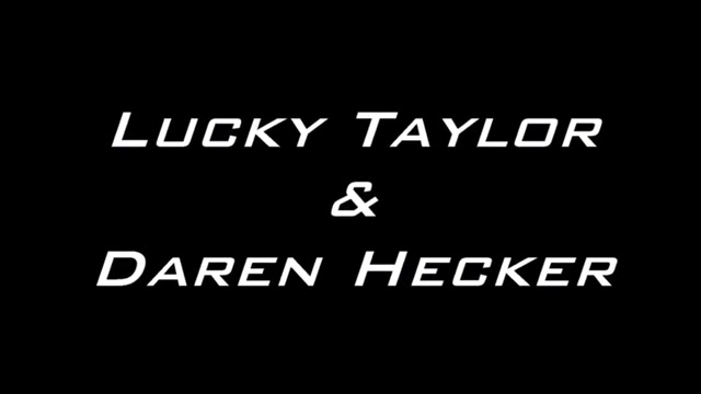 Daren Hecker has Lucky Taylor lip locked Naked girls horny in Kiev