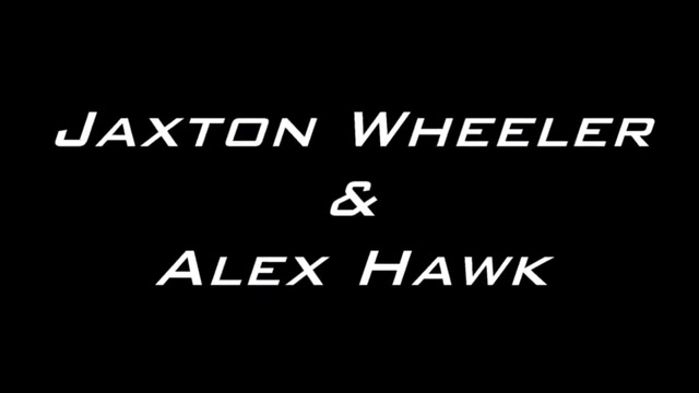 Jaxton Wheeler and Alex Hawk Hairy milf winnie interracial sex