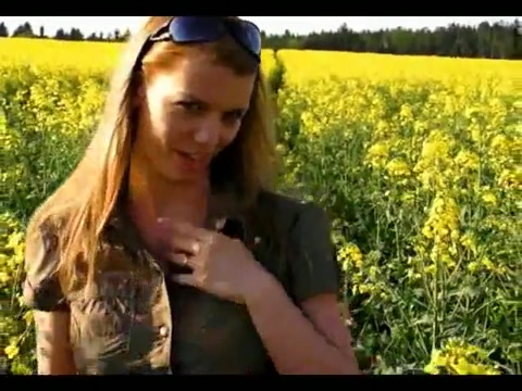 Fun in a field How to find a perfect girlfriend
