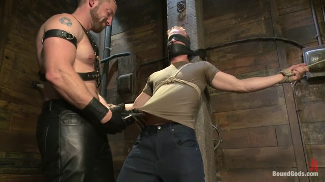Cock Slave in Boundgods Video Seks den bosch