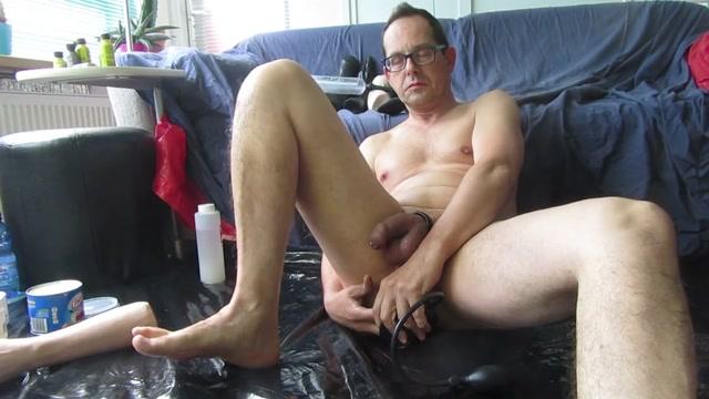 Masturbating anal toys. old lesbian fuck young