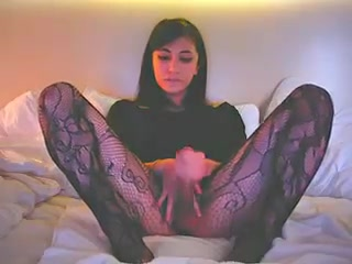 Jerking Her Pretty Cock Until She Cums Anal gape compilation xxx