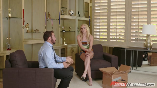 Alix Lynx, Chad White in Trophy Wife - DigitalPlayground miss teen usa nude pictures
