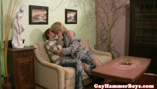 Alt euro twink drops cumload after raw bang Naughty adult e card