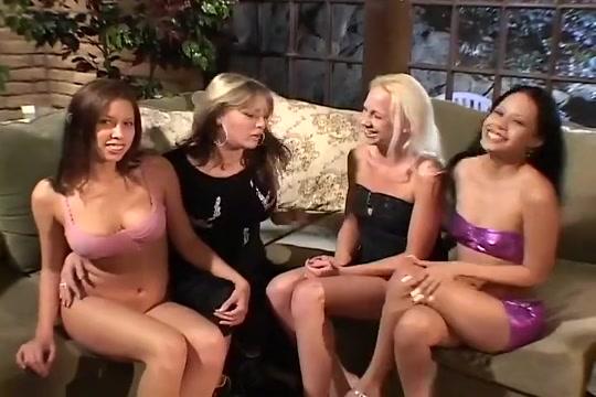 Mature Mistress Seduces Three Sexy Dykes Lesbian soccer girls are horny