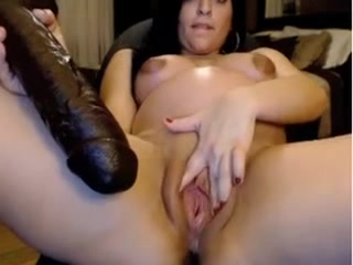 DENHAAGMAN - PREGGO MILF MASSIVE DILDO free porn sites tube8