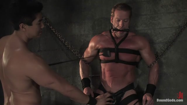 Derek Pain in Boundgods Video most sexual of the zodiacs astrology
