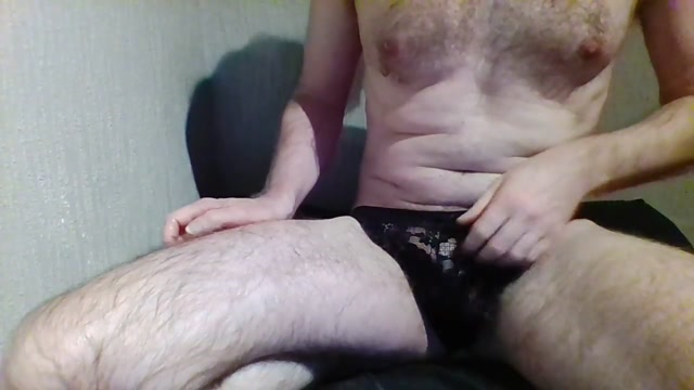 Panty wank with cum Big Tits Cleaner