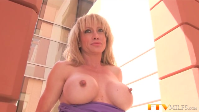 Milf shows massive clit Cheerleader boob slip