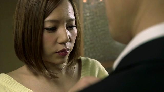 Ruri Saijou in Cheating Housewife Ruri : Part 3 - MilfsInJapan I need you like the