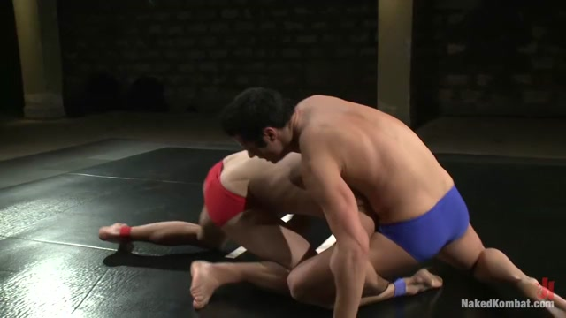 Dane Caroggio vs Tommy Defendi The Oil Match Mechanic fuck latin girl