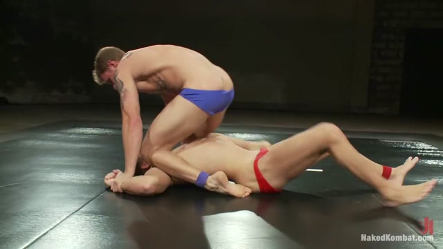 Trent Diesel vs Ryan Rockford The Oil Match Bbw suck bbc