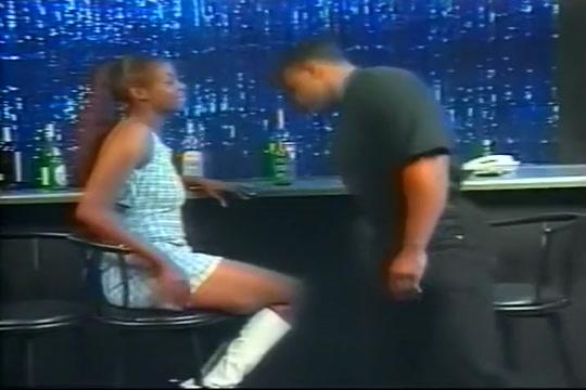 An Ebony Girl Fucks To Get A Dancing Job Air hostess naked story