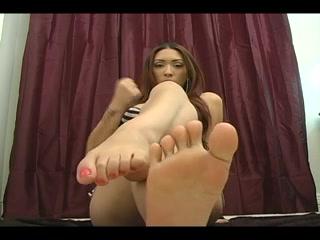 Worship Flawless Feet Cathy come home