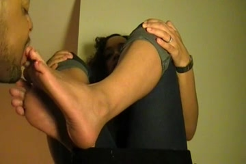 Female-Dominant Delightsome Foot Worship two Xxx 218 Hdcerouate