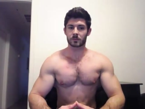 Hot hairy hunky doing a cam show. Aileen ghettman black pussy picture
