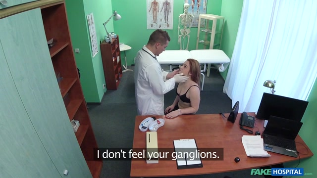 Alex in Doctor Fucks Patient From Behind - FakeHospital cartoon 3gp images adult