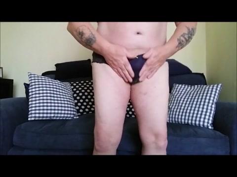 This is a request see me wanking in panties .. nude sleeping men