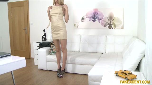 Karina Grand in Super Skinny model fucks for a job - FakeAgent free pov cumshot movies