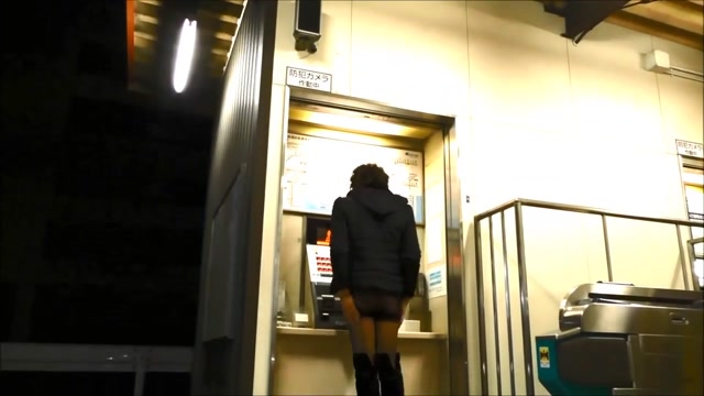 Go to the station part 2 Horny milf steals boyfriend