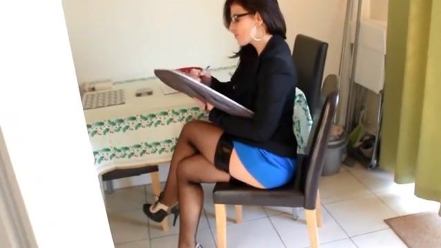 Business meeting Clips4sale foot job