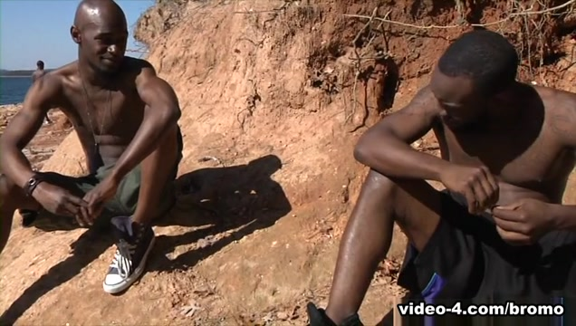 Black Rod & Phoenix in Black In Nature #4 Scene 3 - Bromo nude girl camp free vid