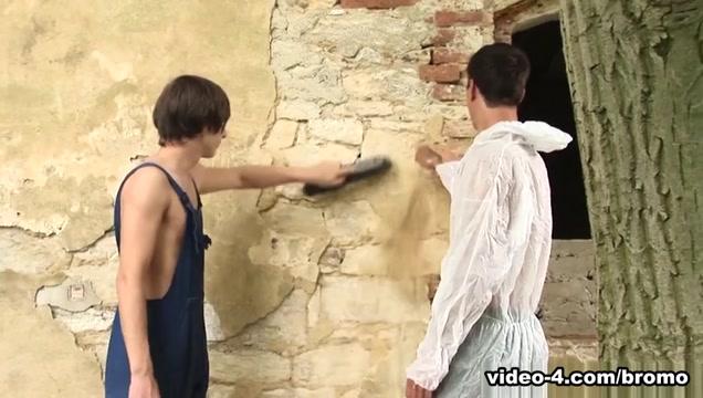 Kevin Ateah & Zac Powers in Bare Repairs Scene 1 - Bromo Afhwriya Rayxxx