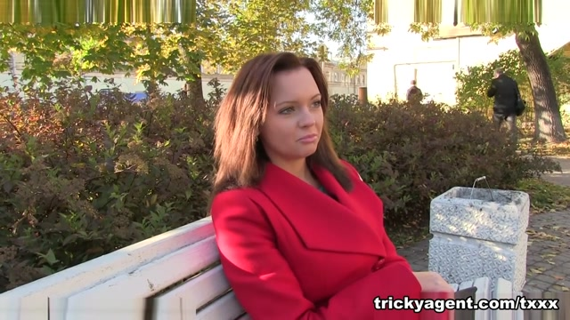 Agent & Emily Thorne in Making Her First Adult Movie - TrickyAgent 61 years old with nice tits