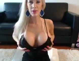 Tall sexy blonde teasing on cam Why he fell out of love