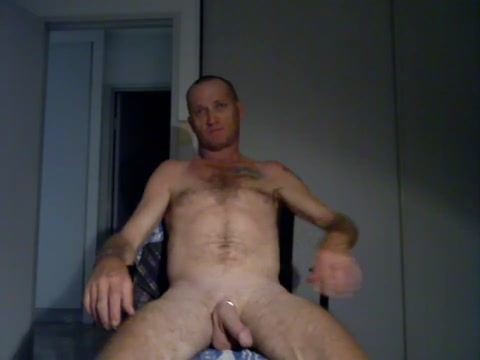 Me wanking gay male strippers naked