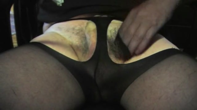Shemale sissy pantyhose nylon sounding urethral fetish toy women dominating men videos