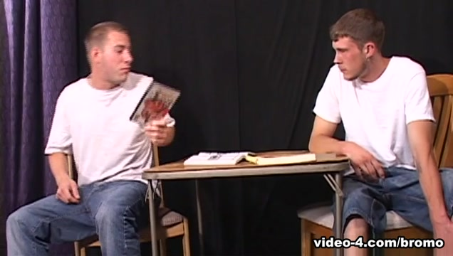 Brent Stenson & Cory Woodall in Ass After Class Scene 1 - Bromo Girks Hostel