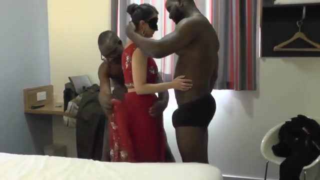 Indian Aunty Getting Fucked Brasil bisex video