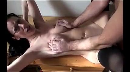 Gorgeous Submissive German Slave