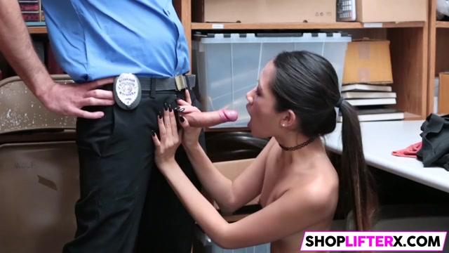 Shoplifter Jade Noir Gets Rammed For Theft Erotic photography of men
