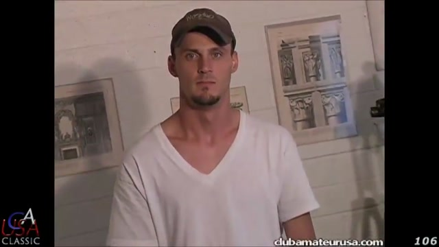 Casey brings Cody to the edge 3 times before he explodes College dirty blowjob