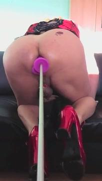 I love Fucking Machines 14 hustlers college girls video