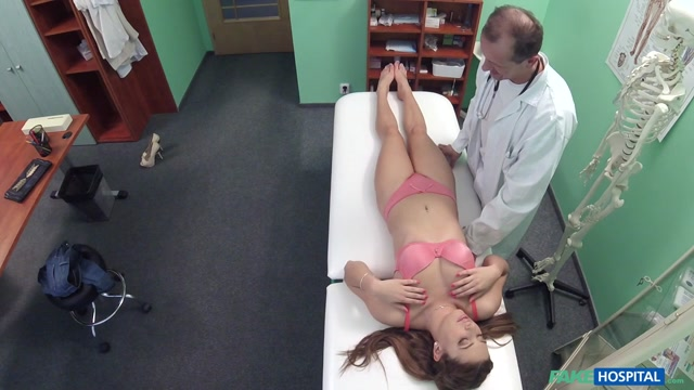 Ally in Doctor prescribes sperm treatment - FakeHospital Tracy in A New Toy Girlfriends