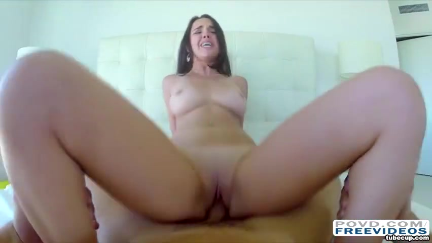 Red hot chick Dillion gets pounded filmed in POV with 3D sound