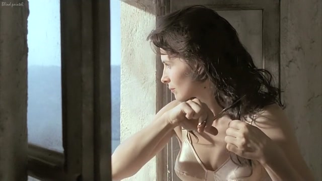 The English Patient (1996) Juliette Binoche