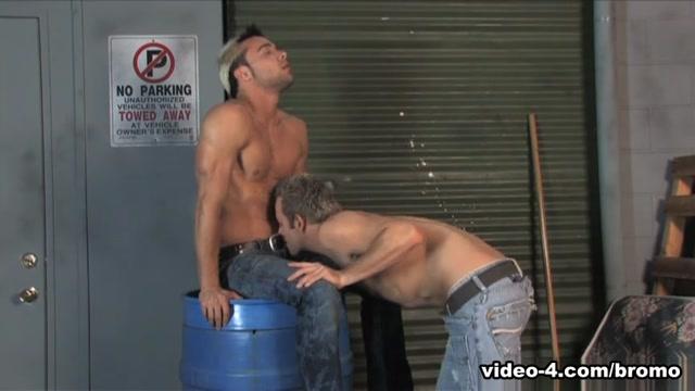 Nelson Troy, Orlando Dawson in Fuck Machine - Bromo Fetish medical sex video