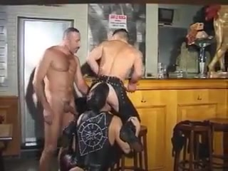French daddy leather boys The Big Dick of Her Dreams