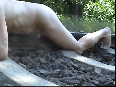 Humping the rail track cock pounding handjobs xxx