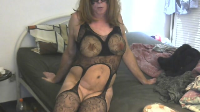 Catsuit 3 Divorce at 60 years old