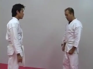 Hot Karate Lesson Man fuck goat porn